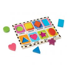 Shapes Chunky Puzzle