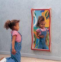Giant Giggle Mirror
