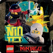 LEGO Ninjago Movie Stickers