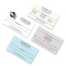 2 Side Appointment Cards - Smooth Fi