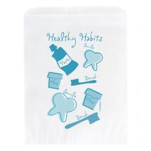 Healthy Habits Paper Bags