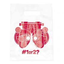 Clear 1 or 2 Exam Bags