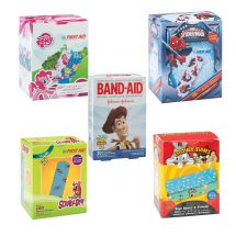 Character Bandage Assortment
