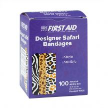 Safari Print Bandages