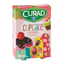 Curad® Cupcake Bandages - Case