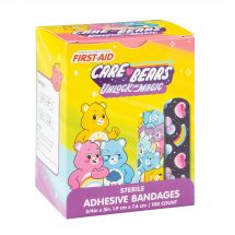 Fist Aid Care Bear Bandages - Case