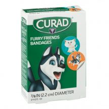 Case Curad® Furry Friends Spot Band
