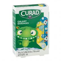 Case Curad® Galaxy Bandages
