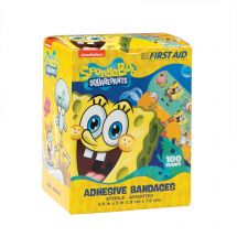 Case SpongeBob Bandages