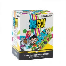 Case Teen Titans Go! Bandages