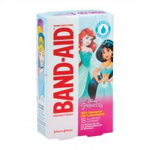Band-Aid® Disney Princess Waterproof Bandages