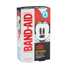 Band-Aid® Mickey Mouse Waterproof Bandages