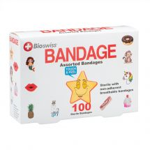 Case Assorted Bandages