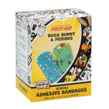 First Aid Case Looney Tunes Bandages
