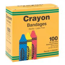Crayon Bandages
