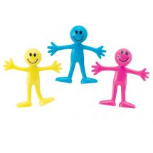 Smiley Man Bendables