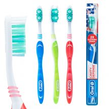 Oral-B® Adult Cavity Defense Toothbrushes