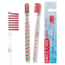SmileCare Youth Candy Cane Scatter Toothbrushes