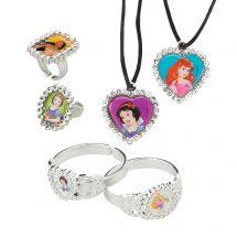 Disney Princess Jewelry Bundle