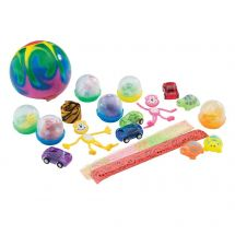 "Premium Toy Mix in 2"" Capsules"