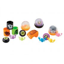 "Halloween Toy Mix in 2"" Capsules"