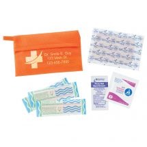 Custom Quick Care Non-Woven First Aid Kits