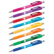 Custom Tropical Grip Pens