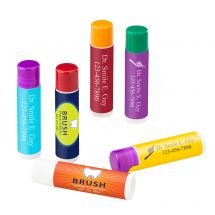 Custom Full Color Lip Sips Lip Balm