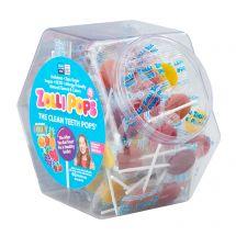 Original Fruit Zollipops® Lollipops Candy & Jar