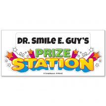 Custom SmileMakers Double Stack Vending Machine Decals