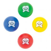 Happy Tooth Stress Balls