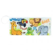 Jungle Friends Mask Keeper Pouches