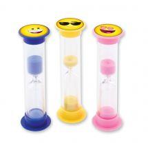 Emoji 2-Minute Brushing Timers