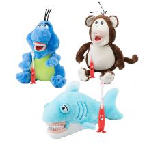 SmileCare Dental Plush Value Pack