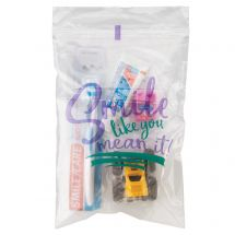 Resealable Dental Kits with Toys