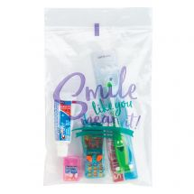 Resealable Youth Dental Kits with Toys