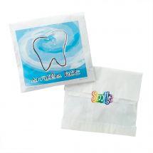 SmileCare Adult Paper Bag Dental Kits