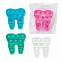Tooth Fidget Poppers