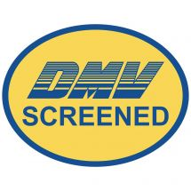 California DMV Screened Stickers