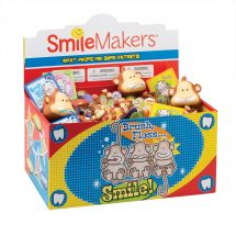 BRUSH FLOSS SMILE TREASURE CHEST