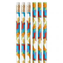 Scarecrow Pencils