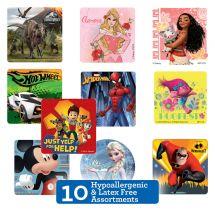Latex Free Hypo Sticker Sampler