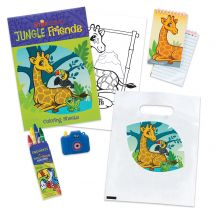 Jungle Friends Patient Activity Packs