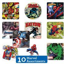Marvel Sticker Sampler