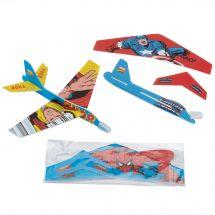 Avengers Comic Gliders