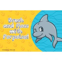 Sea Life Pals Porpoise Recall Cards