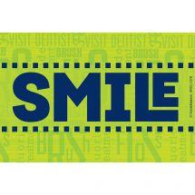 Custom Smile Recall Cards