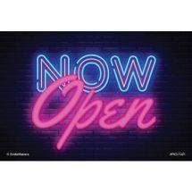 Now Open Custom Recall Cards