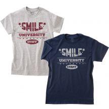 Smile University Staff T-shirts