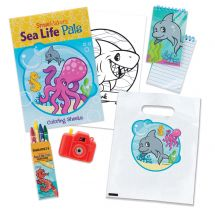 Sea Life Pals Patient Activity Packs